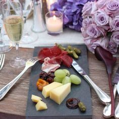 Wine and cheese please*