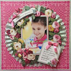 *Anna Griffin* Birthday Stickers - Scrapbook.com
