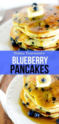 Savory magic cake with roasted peppers and tandoori - Clean Eating Snacks Blueberry Pancakes, Blueberry Recipes, Sin Gluten, Brunch Recipes, Breakfast Recipes, Breakfast Ideas, Pancake Recipes, Food Network Recipes, Cooking Recipes