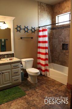 Pirate Bathroom