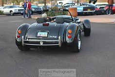 Panoz A.I.V Roadster - Forged Photography | Dedication to Automotive Art