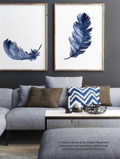 Blauw is zonder twijfel één van de meest populaire kleuren in het interieur. ...