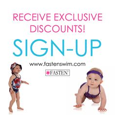 Are you ready to #FASTEN? Find out more about our #gamechanging #swimsuits for #girls...sign up on our website: www.fastenswim.com!