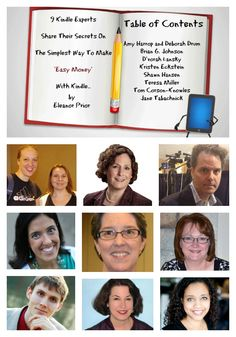 9 #Kindle Experts Share Their Secrets onthe Simplest Way To Make 'Easy Money' With Kindle...