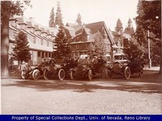 tahoe tavern pictures | Automobiles at Tahoe Tavern, Tahoe City, California | Flickr - Photo ...