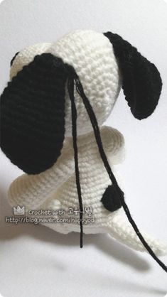 Winter Hats, Snoopy, Crochet, Fashion, Knitting And Crocheting, Tricot, Cute Crochet, Amigurumi, Bebe