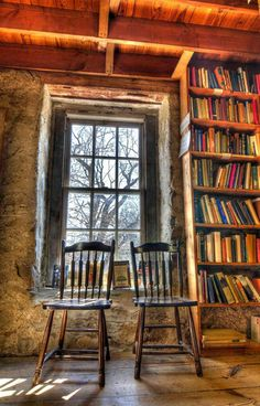 Baldwin's Book Barn - West Chester, PA - I wish I was closer! One of the great used book stores #Travel