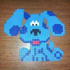 Perler Bead Blue