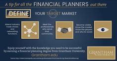 At Grantham, you learn more than financial planning skills. You learn how to develop your own professional skills.