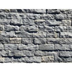 Grey Stone House, Grey Stone Fireplace, Stone Fireplace Makeover, Stone Veneer Exterior, Stone Exterior Houses, Grey House Exteriors, Navy Blue Houses, Dark Grey Houses, Natural Stone Veneer