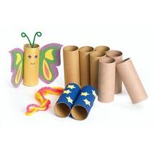 Recycled Craft Rolls