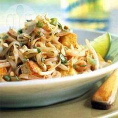 Recipe photo: Pad Thai Recipe