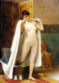 Theodore Jacques Ralli (1852-1909) Греция