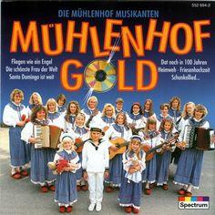 PHAROPHA SONORA: MÜHLENHOF MUSIKANTEN - Mühlenhof Gold