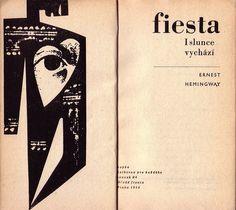 Czechoslovak title page (1966) Cover art and graphic design by Jaroslav Šváb