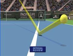 From The Tennis Desk: How to handle a bad line call--One time my partner refused to move until our opponents gave us the point. I guess that's one way to handle a bad line call! Real Tennis, How To Play Tennis, Tennis Tips, Tennis Pictures, Tennis Center, Tennis Elbow, Line, Handle, Desk