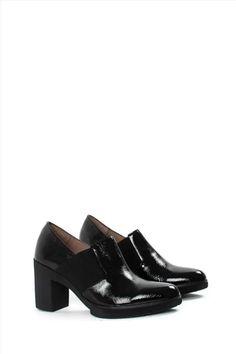 Γυναικεία Δερμάτινα Ανατομικά Παπούτσια WONDERS M-3722 BLACK Clogs, Ankle Boots, Loafers, Black, Fashion, Clog Sandals, Ankle Booties, Travel Shoes, Moda