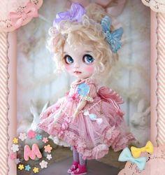 ** Milk Tea ** custom Bryce *. Candy dimple-chan. * Admin - Auction - Rinkya! Japan Auction & Shopping
