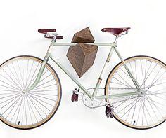 Godspeed Shop – Bike Hanger – Burl Elk