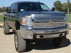 T-REX Grilles - American Made Grilles for over 20 years - Trucks and Cars Silverado Truck, Chevy Pickup Trucks, Gm Trucks, Chevy Pickups, Chevrolet Trucks, Chevrolet Silverado, Cool Trucks, Lifted Trucks, Silverado 2500