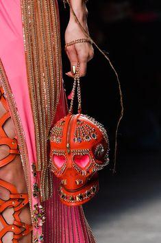 skulls have never looked better!!  Manish Arora.