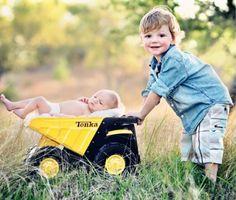 Kinder foto's