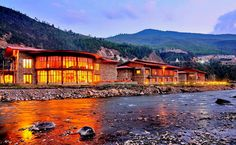 Terma Linca Resort and Spa welcomes you as you take in the style and charm of our country. Our luxury 30-rooms resort is located in a serene setting where nature's treasures abound. Our rooms are aesthetically pleasing, blending Bhutanese architecture with modern comfort and conveniences.