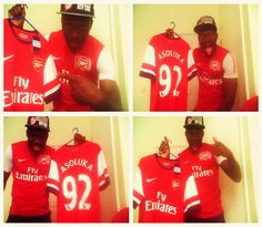 SUPPORT MY CLUB TO THE FULLEST    #ARSENALKIT #ARSENAL #GUNNERS #GOONER #92 #ONYEASOLUKA