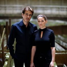 Flemish violin and piano Duo, Kende – De Maeyer, set to wow South African Audiences – Hannie Hefer Promotions
