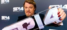 Patron Eddie Izzard topped off a brilliant 2014 for Join In at BBC Sports Personality of the Year. Eddie Izzard, Sports Personality, Bbc, Biscuits, Toast, Join, Cookies, Biscuit, Cookie Recipes
