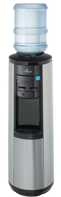 Hot, Room and Cold Water Dispenser, Stainless Steel. #WishList #NewHome