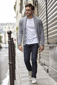 tendances hommes 2018 #homme #tendance #2018 #casual #street #mode #style