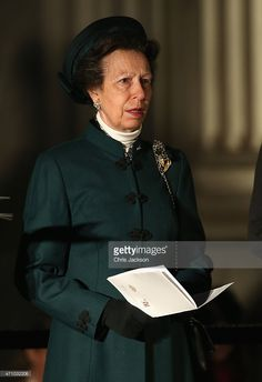 Princess Anne, Princess Royal attends the early morning ANZAC Day Dawn Service to start at Wellington Arch on April 25, 2015 in London, England.  Today marks the 100th anniversary since the ANZAC landings at Gallipoli, there will be three commemorative ceremonies in London, a Dawn Service, a wreath laying ceremony at The Cenotaph and a service at Westminster Abbey. The Gallipoli land campaign, in which a combined Allied force of British, French, Australian, New Zealand and Indian troops…