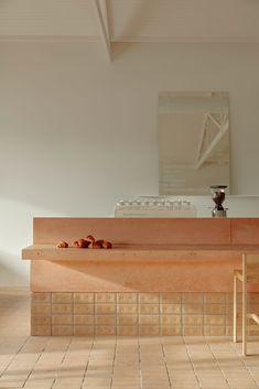 Timber Logs, Timber Table, Bar Restaurant Design, Cafe Restaurant, Cafe Bar, Cafe Bench, Cafe Interior, Interior Design, Exposed Trusses