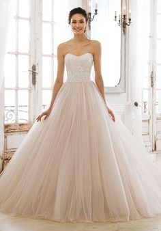 Sophia Tolli Y11880 Zephyra Ball Gown Wedding Dress