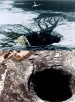 sinkholes in missouri | Laclede County, Missouri Sinkhole feeds into Spring | Sinkhole Report