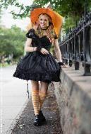 Älskar fluffiga klänningar! <3