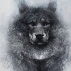Bellas Artes: TAITEILIJAHAASTATTELU: SAMULI HEIMONEN Polar Bear, Artsy Fartsy, Contemporary, Dogs, Nature, Animals, Image, Illustrations, Design