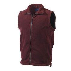 Turfer Men's Katahdin Tek Fleece Vest MAROON M (Apparel)  http://www.amazon.com/dp/B00020JJ82/?tag=goandtalk-20  B00020JJ82