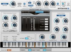 Antares Auto-Tune 8 Pro Pitch & Time Correction Software Plug-In #Antares #AntaresAudioTechnologies #AutoTune #AutoTune8