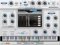 Antares Auto-Tune 8 Pro Pitch & Time Correction Software Plug-In #Antares #AntaresAudioTechnologies #AutoTune #AutoTune8