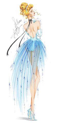 Cinderella by Guillermo Meraz