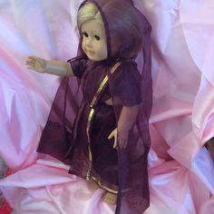 Sari für Ihre American Girl Puppe von Threadsmith1 auf Etsy