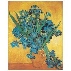 VAN GOGH - Gli Iris 31x39 cm #artprints #interior #design #museo #museum #art #prints  Scopri Descrizione e Prezzo http://www.artopweb.com/categorie/museo/EC20250