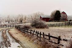 The Farm by Ken Marsh, via Flickr