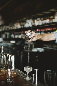 New Americana Traditionalism: Speakeasies + The Prohibition era Craft Cocktails reborn