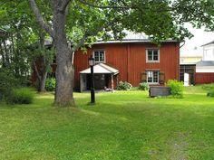 Lebell house. Kristiinankaupunki, Ostrobothnia province of Western Finland.- Pohjanmaa - Österbotten