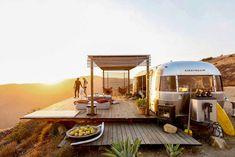 Regardez ce logement incroyable sur Airbnb : Malibu Dream Airstream…