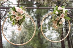 Bicycle Wedding by Ariel Irving