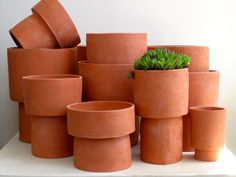 I would love to have these terracotta pots for my plants